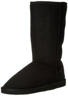 e403decfbba78 Shoes 18 Womens Boots Mid Calf 12' Australian Classic Tall Faux Sheepskin  Fur 4 Colors