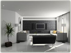 Photos Of Modern Living Room Interior Design Ideas Living