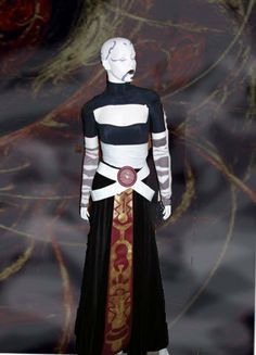 Asajj Ventress The Clone Wars Costume Leather by Pagodapopcorn, $375.00