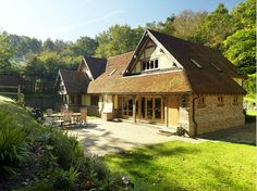 Oakwrights village homes gallery - traditional post and beam