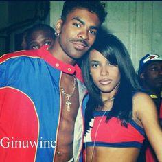 Ginuwine & Aaliyah