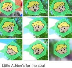 Must have little Adrien's for my soul Miraculous Ladybug Ladybug Comics, Miraclous Ladybug, Miraculous Ladybug Memes, Marinette And Adrien, Cat Noir, Kids Shows, Childhood, Fan Art, Cute