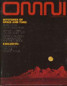 'Omni' Magazine 1978-1995 - AnotherDesignBlog.