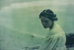 ✖ Arnold Genthe / Lady of the Sea 1906