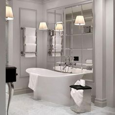 Mgp Ltd On Mirror Tileswall