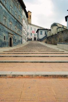 Spoleto - Umbria  stepbystep by Fabio Cappellini, via 500px