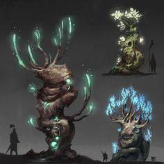 Week 45: Trees by Hue Teo #design