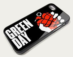 Green Day American Iphone case for iphone 4/4S