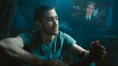 "Jake Gyllenhaal in ""Source Code"" (Duncan Jones, Great Movies To Watch, Movie To Watch List, Movie List, Ashton Kutcher, Source Code, Jake Gyllenhaal Movies, Psychological Movies, Mind Blowing Movies, Duncan Jones"