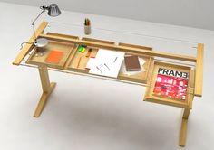 Leo Desk by Rui Alves for Valsecchi 1918