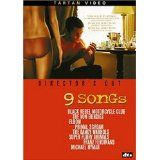 9 songs - Unrated Full Uncut Version (DVD)By Kieran O'Brien