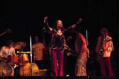 Janis Joplin - Aug. 3 1969 at the Atlantic City Pop Festival.