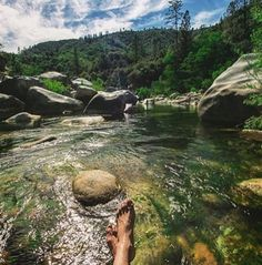 Go Swimming At Oregon Creek Middle Fork Of The Yuba River And Oregon Creek Swimming Hole Off