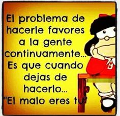 Favores...