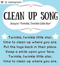 Learning Guideline: The younger toddler fo Kindergarten Songs, Preschool Songs, Preschool Class, Transition Songs For Preschool, Clean Up Song, Learn Singing, Singing Tips, Songs For Toddlers, Kids Songs
