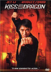 Kiss of the Dragon.Just about everything Jet Li does is pretty good. Hes a great fighter. Great story, great fight scenes I rate 4 stars Jet Li, Good Movies To Watch, Great Movies, Awesome Movies, Movie Captions, Bridget Fonda, Martial Arts Movies, Martial Artists, Dragon Movies