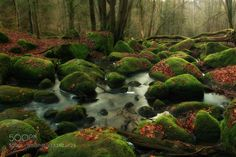 green rock by ClausJanker. Please Like http://fb.me/go4photos and Follow @go4fotos Thank You. :-)