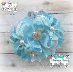 Hey, I found this really awesome Etsy listing at https://www.etsy.com/listing/196141373/frozen-inspired-ott-hairbow