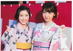 渡辺麻友 Mayu Watanabe) × 柏木由紀 (Yuki Kashiwagi) ☆AKB48 公式生写真 ハロウィン・ナイト 店舗特典 ヨドバシカメラ