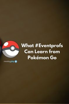 Pokémon Go – a mobile game app that has generated 7.5 billion dollars for Nintendo its first week of launch, is generating more user engagement than Facebook and Twitter combined, and had more installs on Android devices in its first 2 days of launch than tinder does total – mean for the event industry? A lot.  #EventProfs - Learn what your next event can learn from Pokémon Go: http://hi.theeventblog.com/pokemongo