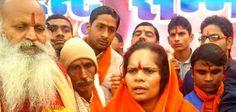 साध्वी प्राची बोलीं- लव जिहाद को बढ़ावा देते हैं सलमान-शाहरुख-आमिर