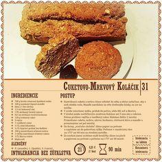 Cuketovo-mrkvovy kolac