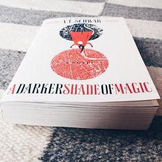 book review // A Darker Shade of Magic  an announcement!