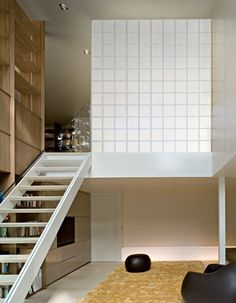 Glass block walls, windows, floors and architectural structures: browse through our gallery to see buildings, homes and rooms constructed with glass blocks. Glass Blocks Wall, Tiles, Stairs, Construction, Windows, Flooring, Architecture, Gallery Gallery, Building