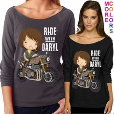 Ride with Daryl  The Walking Dead Parody  by InspiredRebellion