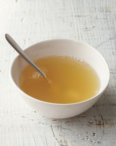 Cleansing Broth: Detox Day 12; this vegan broth is the basis for many of the detox recipes and serves as a warm beverage #detox #health #recipes