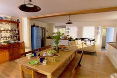 I am very envious of Kirstie's kitchen at Meadowgate...who knew you could rent meadowgate for a holiday!?