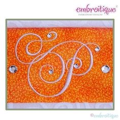 Charming Calligraphy Script, Small - 4 Sizes! | What's New | Machine Embroidery Designs | SWAKembroidery.com Embroitique