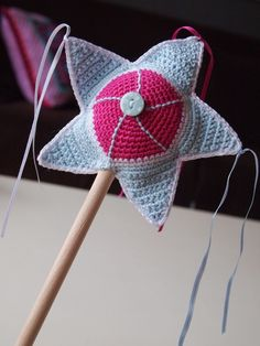 handmade by margaretha: Hocus Pokus... (magic wand)