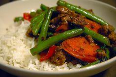 Blazing Hot Wok: Recipes