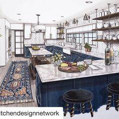 Beautiful kitchen design, Lori Gilder of Kitchen Design Network