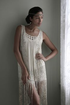 flappers dress pictures from 1920s | The Dress, The Suit, The Style: 1920s Glamour