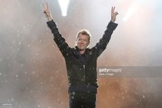 Magne Furuholmen of A-ha performs during day 7 of Rock in Rio on September 27, 2015 in Rio de Janeiro, Brazil.