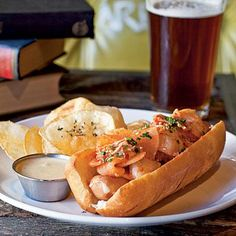 Delicious hot dogs at Craft & Commerce in Little Italy, San Diego, California; coastalliving.com