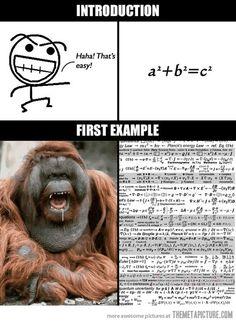 How Math Class Works…