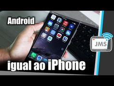 Como Transformar o seu Android em um iOS do IPHONE - YouTube
