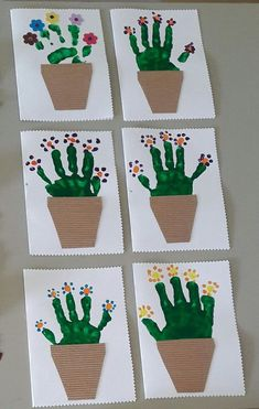 Spring crafts preschool creative art ideas 35 – Creative Maxx Ideas – Back to School Crafts – Grandcrafter – DIY Christmas Ideas ♥ Homes Decoration Ideas Kids Crafts, Spring Crafts For Kids, Daycare Crafts, Baby Crafts, Art For Kids, Diy And Crafts, Spring Craft Preschool, Spring Crafts For Preschoolers, Hand Art Kids