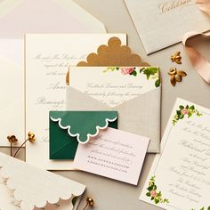 From your wedding invitation to your day of paper items, we work to bring your creative vision through life. Learn more about our custom wedding invitation creative process. Spring Wedding Invitations, Custom Wedding Invitations, Wedding Stationary, Wedding Paper, Wedding Cards, Wedding Programs, Wedding Stationery Inspiration, Origami, Floral Invitation