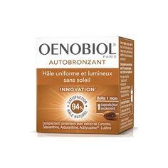 Oenobiol Autobronzant Bronzing 30 Capsules
