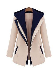 Long Sleeve Overcoats | fashionmia.com