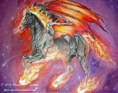 Pegasus FireHorse