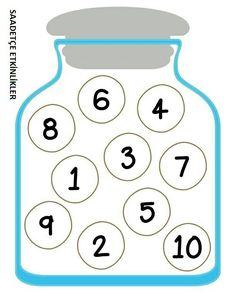 Roll dice and count/add/place brown paper circle cut out (cookie) on paper jar (in jar) Kindergarten Centers, Kindergarten Learning, Preschool Learning Activities, Preschool Curriculum, Math Centers, Preschool Activities, Kids Learning, Teaching, Montessori Math