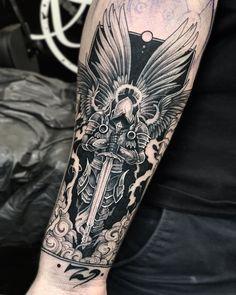 Tattoos Discover Dmitriy Tkach on Instagra tom: Tyrael from Thank you Victor! Angel Warrior Tattoo Angel Tattoo Men Warrior Tattoos Angel Tattoo Designs Badass Tattoos Tattoo Sleeve Designs Tattoo Designs Men Angel Of Death Tattoo Angels Tattoo Forarm Tattoos, Forearm Sleeve Tattoos, Best Sleeve Tattoos, Body Art Tattoos, Hand Tattoos, Tattoo Ink, Tattoos Masculinas, Forearm Tattoos For Men, Lion Head Tattoos