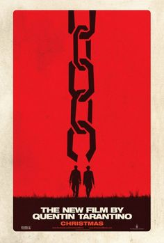 The first teaser poster for The Weinstein Company's Django Unchained, the next film from director Quentin Tarantino starring Jamie Foxx, Christoph Waltz, Samuel L. Jackson, Kurt Russell and Leonardo DiCaprio.