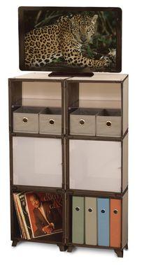 Yube Living Room Organizer - Yube Modular Furniture - $230.00 - domino.com