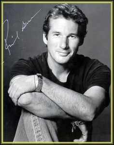 Very young Richard Gere.
